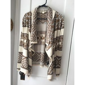 Staring at Stars tribal cardigan size S from UO